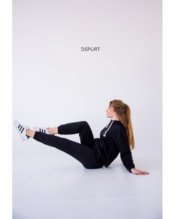 Спортивный костюм iDial style 427 черный