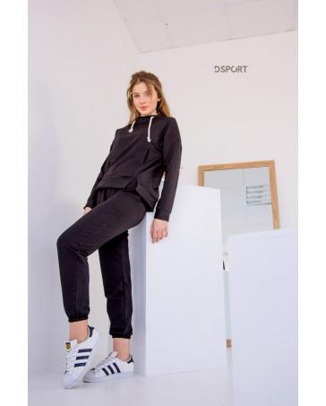 Спортивный костюм iDial style черный 437