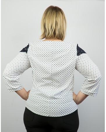 Женская блуза больших размеров iDial style Аза