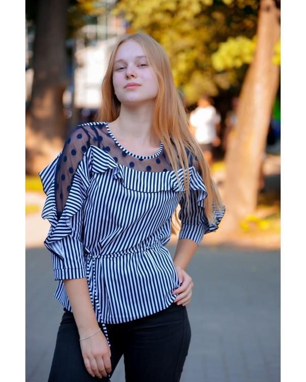 Женская блуза 509/1 iDial style