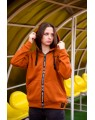 Женская кофта iDial style 431 темно-рыжий