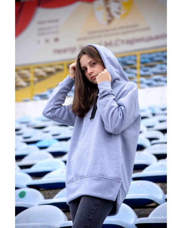 Женская кофта iDial style 432 серый