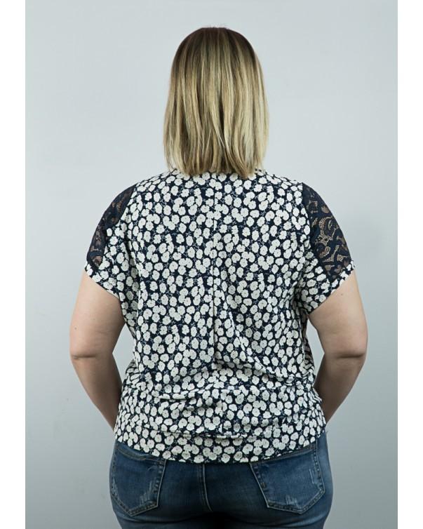 Женская блуза рябая iDial style Фея 98.2
