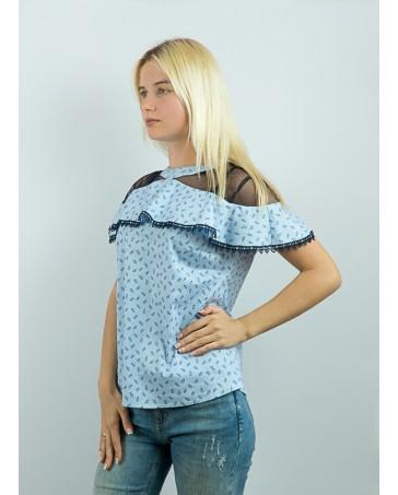 Женская блуза iDial style Фиби 119
