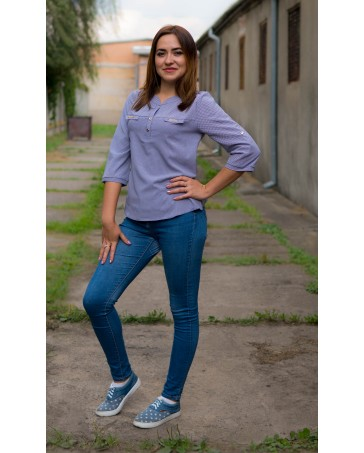 Женская блуза iDial style Кира 16.1