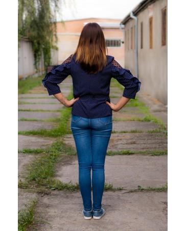 Женская блуза iDial style Лаки 80