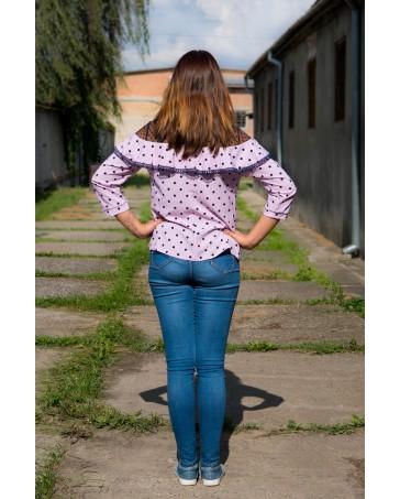Женская блуза iDial style Лаки 80.1