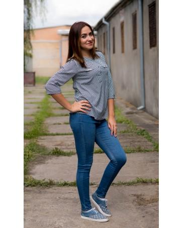 Женская блуза iDial style Кира 16.1.5