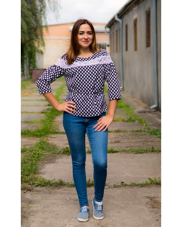 Блуза 89.1