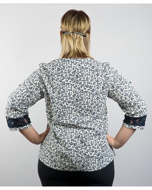 Женская блуза iDial style Алиса 96.1