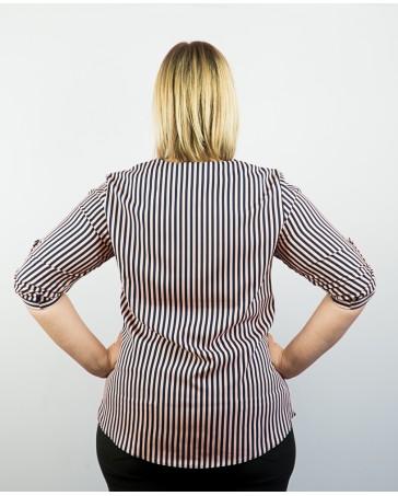 Женская блуза большой размер iDial style Амелия