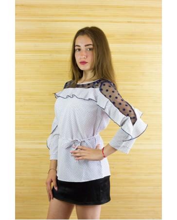 Женская блуза iDial style Лаки 80.2