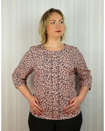 Женская блуза больших размеров iDial style Ада