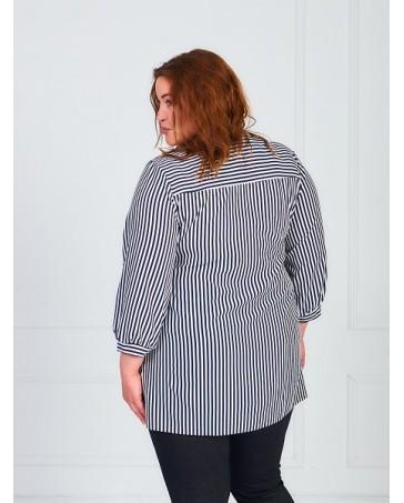 Женская блуза iDial.style полоска 790