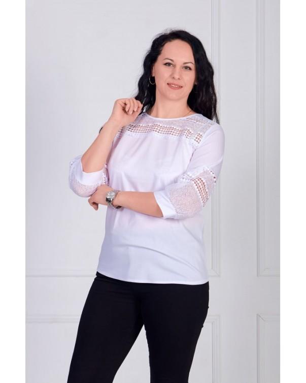 Женская блуза iDial style рукав четверка 00520
