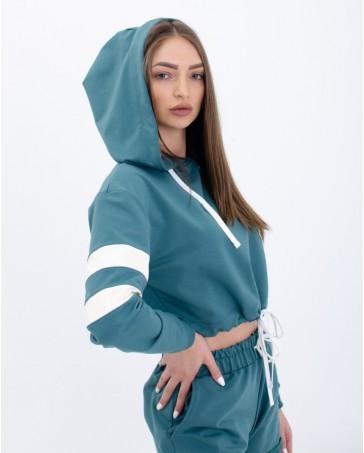 Спортивный костюм iDial style с шортами 003