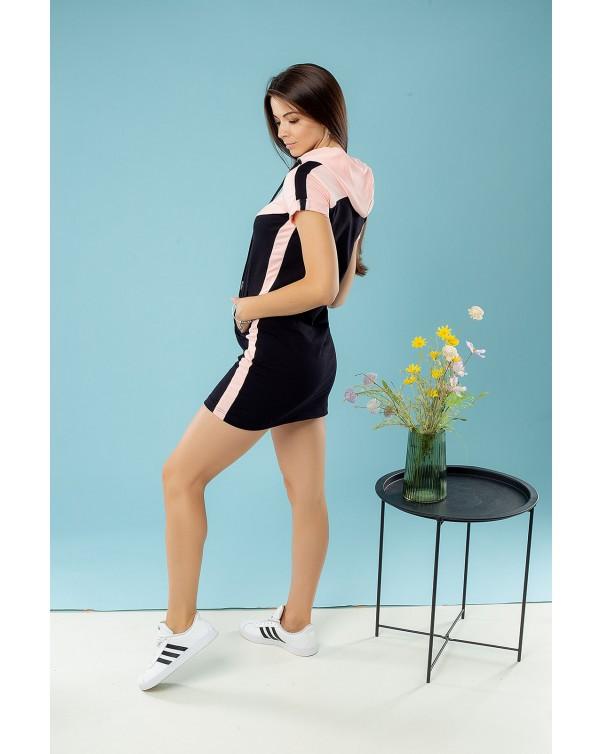 Туника  iDial style 20.440 розовая
