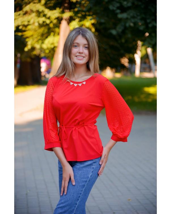 Блуза женская вечерняя  iDial style