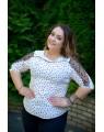 Блуза женская  iDial style светлая 790