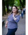 Женская блуза 16 iDial style батал