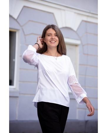 Блуза женская iDial style 820 белая