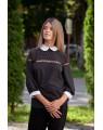 Блуза женская iDial style 789 черная