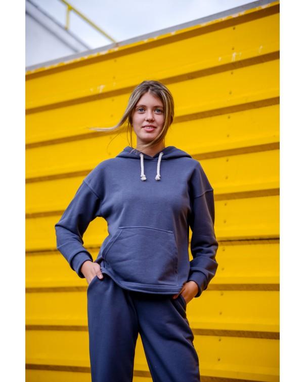 Спортивный костюм iDial style 427 синий