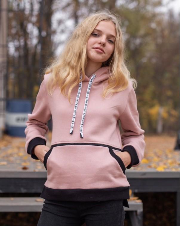 Худи на подростков iDial style Замок 0403