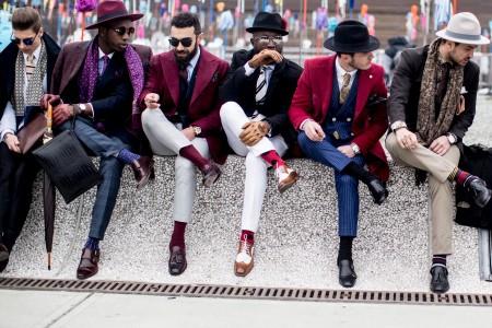 Тенденции в мужской моде 2016-2017: актуальные стили